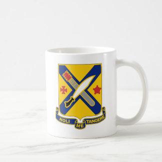 2nd Infantry Regiment Basic White Mug