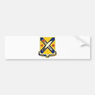 2nd Infantry Regiment Bumper Sticker