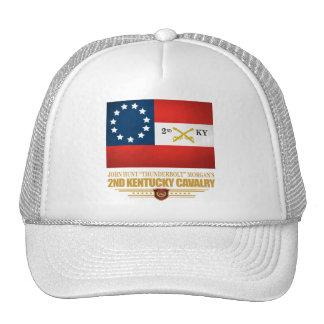 2nd Kentucky Cavalry CSA Cap