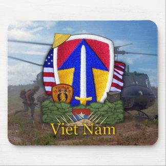 2nd ll Field Force Vietnam Nam war veterans vets Mouse Mat