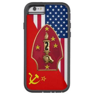"""2nd Marine Division """"Cold War Paint Scheme"""" iPhone 6 Case"""