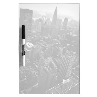 2nd May 1961:  The Chrysler building in New York Dry Erase Board