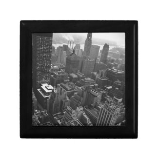2nd May 1961:  The Chrysler building in New York Gift Box