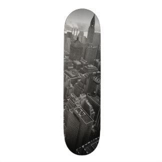 2nd May 1961:  The Chrysler building in New York Skate Deck