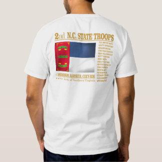 2nd NC State Troops (BA2) Tshirt