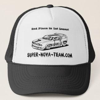 2nd Place is 1st Loser!-hat Trucker Hat