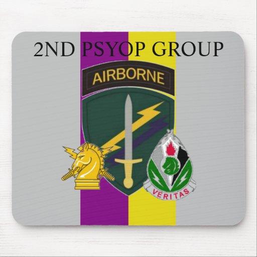 2ND PSYOP GROUP MOUSEPAD