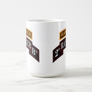 2nd Ranger Battalion Coffee Mug