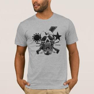 2nd Ranger Battalion OIF/OEF T-Shirt (grey)