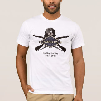 2nd Ranger Battalion: World War II T-Shirt
