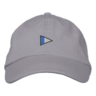 2nd Repeat Embroidered Hat