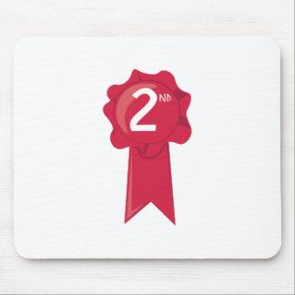 2nd Ribbon Mouse Pad
