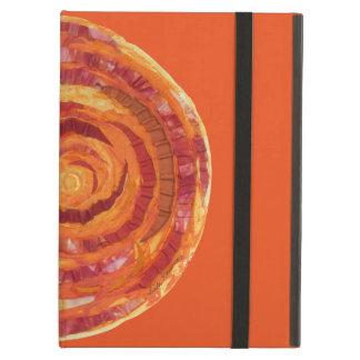 2nd-Sacral Chakra Healing Orange Artwork #2 iPad Air Cover