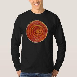 2nd-Sacral Chakra Healing Orange Artwork #2 T-Shirt