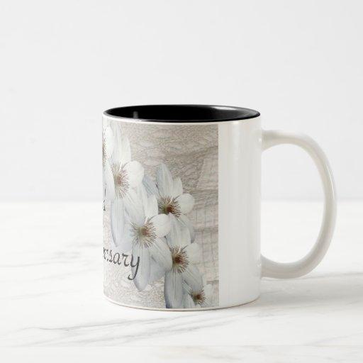 2nd Wedding Anniversary Traditional Gift Uk : 2nd Wedding Anniversary Traditional Mug Zazzle
