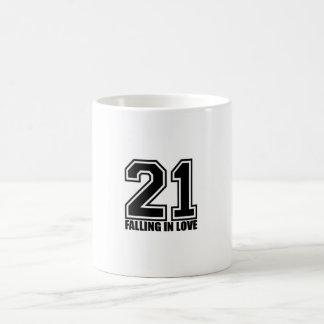 2NE1 Falling In Love Mug. Coffee Mug