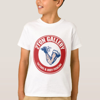 2Ton Tattoo logo T-Shirt