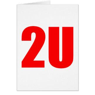 2U CARD