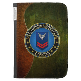 [300] CG: Petty Officer Second Class (PO2) Kindle Covers