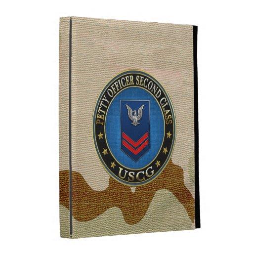 [300] CG: Petty Officer Second Class (PO2) iPad Folio Cases