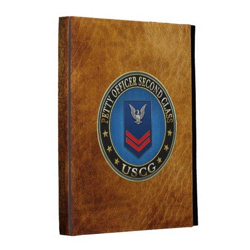 [300] CG: Petty Officer Second Class (PO2) iPad Folio Case