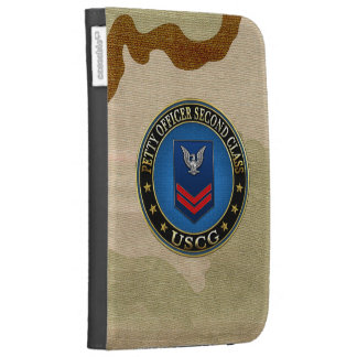 300 CG Petty Officer Second Class PO2 Cases For Kindle