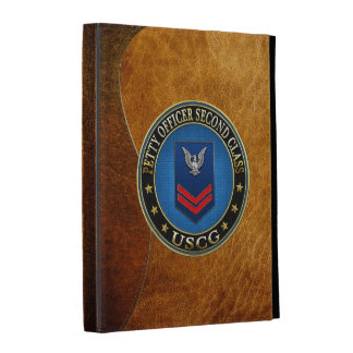 [300] CG: Petty Officer Second Class (PO2) iPad Folio Covers