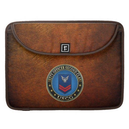 [300] CG: Petty Officer Second Class (PO2) MacBook Pro Sleeve