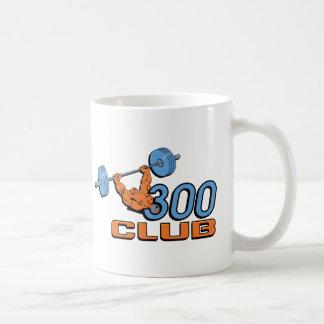 300 Club Basic White Mug