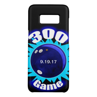 300 Game Blues, bowling ball graphic Case-Mate Samsung Galaxy S8 Case