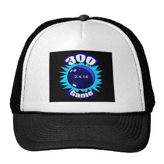 300 Game Blues Mesh Hat