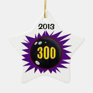 300 Game Christmas Ornament
