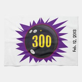 300 Game Tea Towel