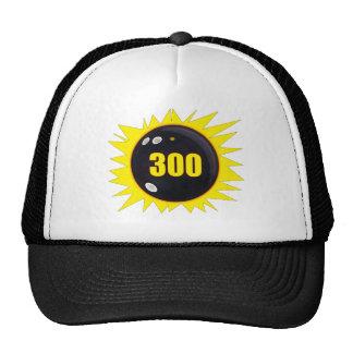 300 Perfect Game Cap