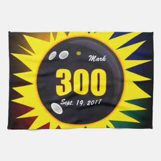 300 Perfect Game Custom Towel