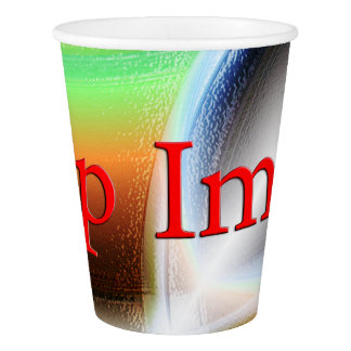 300 Template for Paper Cup