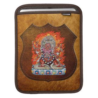 [300] Tibetan Thangka  - Wrathful Deity Hayagriva Sleeve For iPads