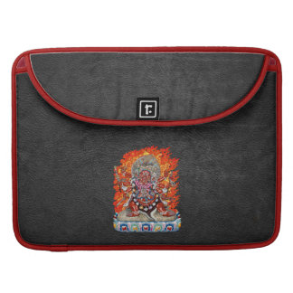 [300] Tibetan Thangka  - Wrathful Deity Hayagriva Sleeve For MacBook Pro