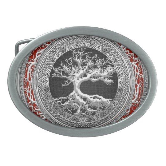 [300] Treasure Trove: Celtic Tree of Life [Silver]