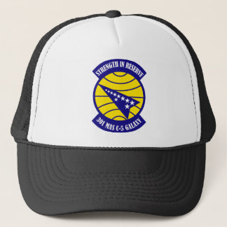 301st Military Airlift Squadron Trucker Hat