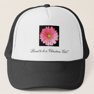 303192, Proud to be a Christian Girl! Trucker Hat