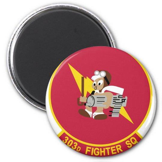303 FIGHTER SQUADRON (AFRC) MAGNET