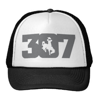 307 Bronc Hats