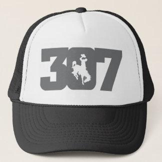 307 Bronc Trucker Hat