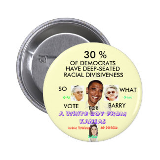 30 % changed speling 6 cm round badge