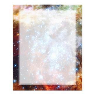 30 Doradus Nebula Star Clusters 11.5 Cm X 14 Cm Flyer