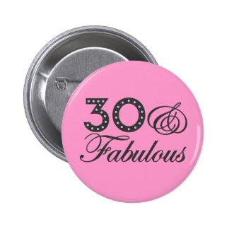 30 & Fabulous Gift Pin