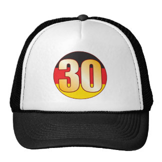 30 GERMANY Gold Cap