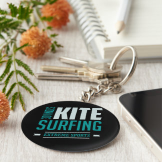 30 Knots Kitesurfing Key Ring