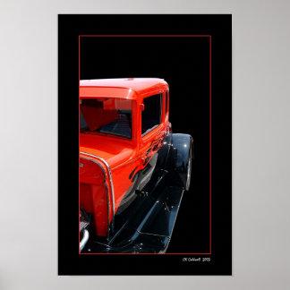 '30 Model A Print